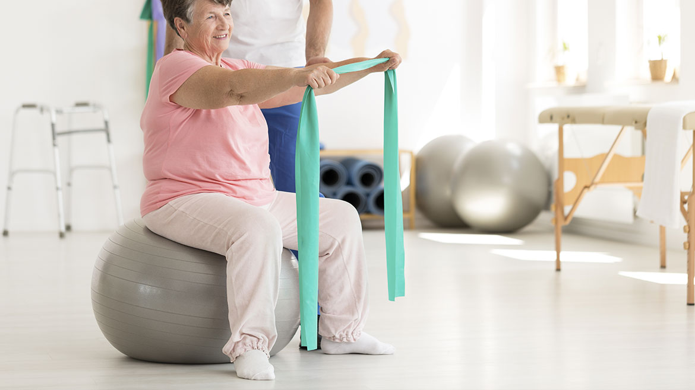 Fisioterapia y <br>Rehabilitación